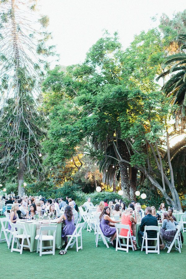 Outdoor wedding reception | Fab Mood #summerwedding
