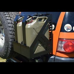Metal Tech Fuel Can Holder Can Holders Fj Cruiser Jerry Can