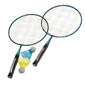 Parkside Shuttle Smash By Parkside 12 99 2 Lightweight Rackets And 2 Shuttles For Fun Back And Forth Play Play A Round Of Badminto Sports Badminton Rackets