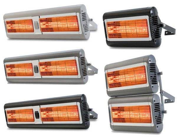 M D Gee Provide Beautifully Designed High End Flame And Electric Infrared Patio Heaters For In