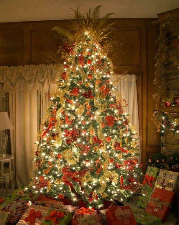 kreative ideen f r festliche weihnachtsdeko zu hause. Black Bedroom Furniture Sets. Home Design Ideas