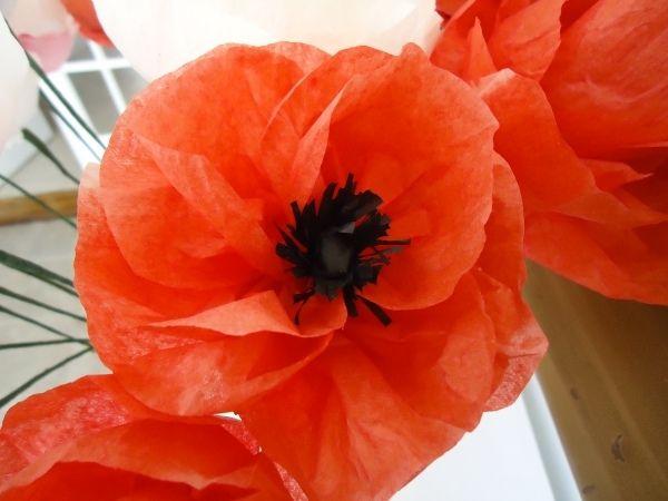 Blumen Zum Muttertag Basteln 26 Ideen Aus Seidenpapier Seidenpapier Blumen Muttertag Basteln Und Diy Blumen Basteln