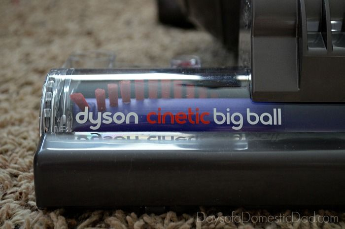 The new @Dyson Cinetic Big Ball Animal vacuum is available at @BestBuy #DysonUnfiltered #spon