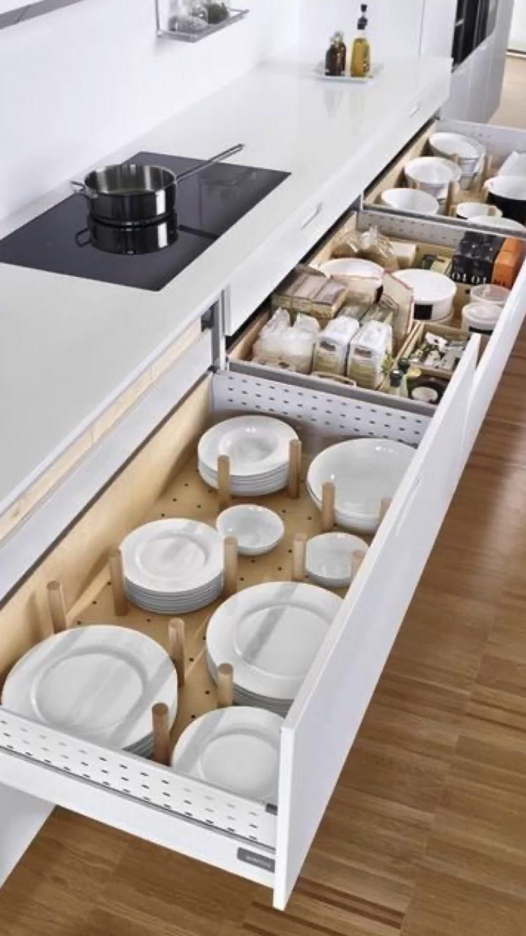 Kitchen Organization: What's in your Drawers?