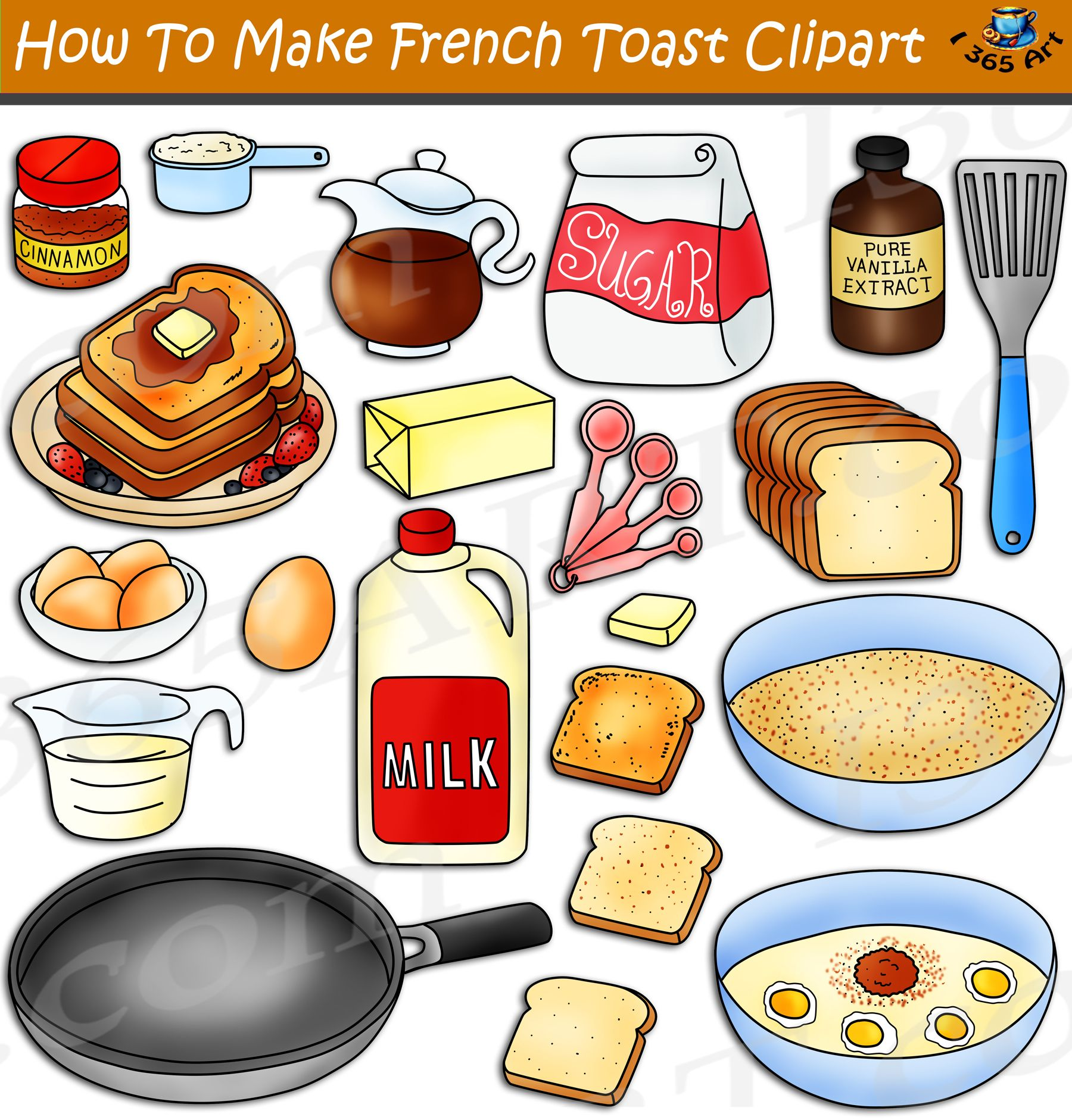 How To Make French Toast Clipart Download Clipart 4