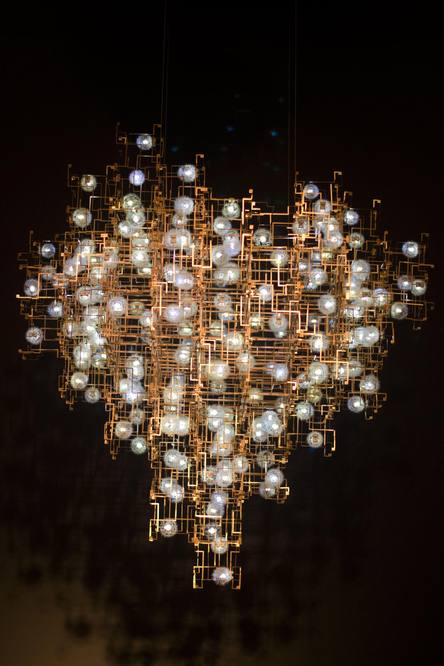 Bekka Palmer Pinterest Art Basel Miami Lighting Design