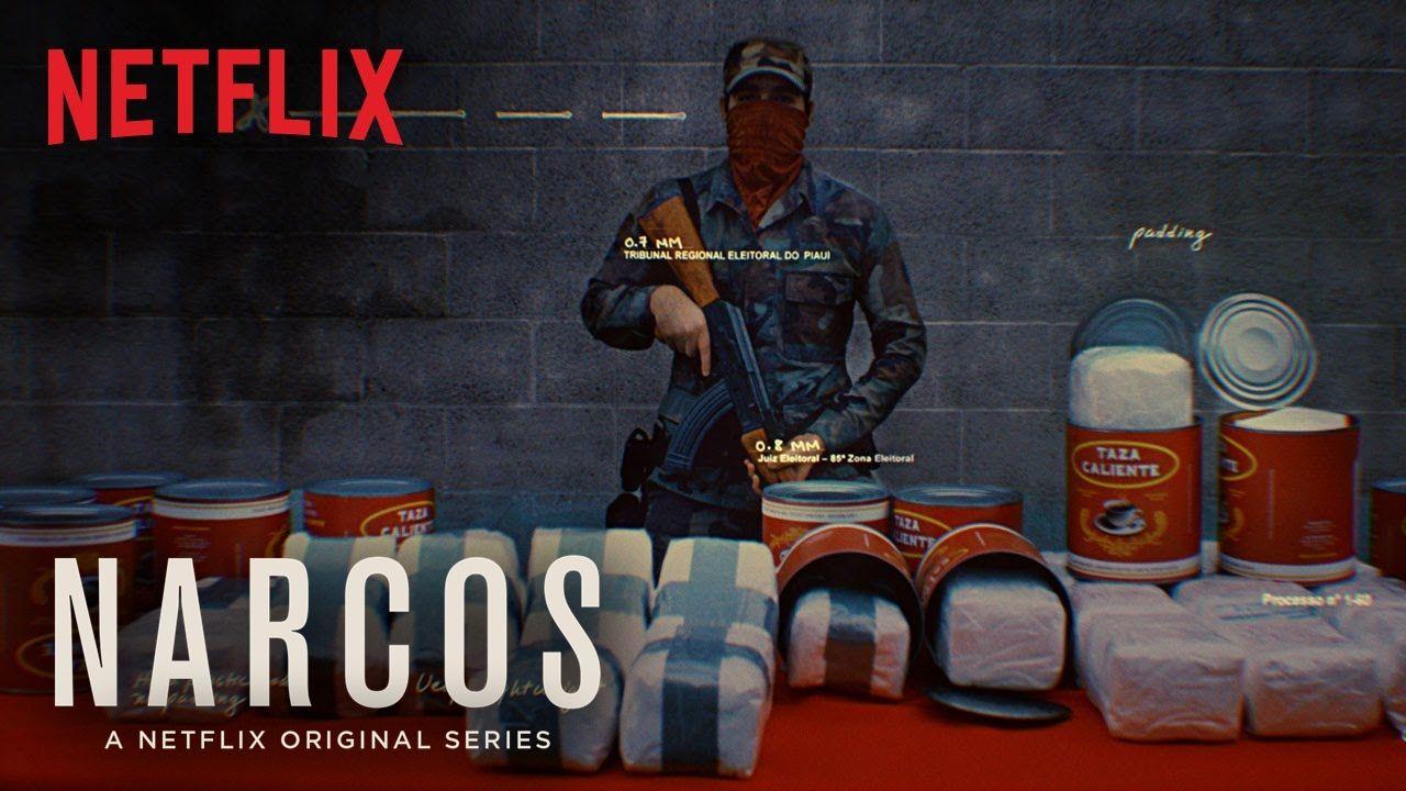 Narcos Opening Credits Hd Netflix Opening Credits Netflix Inspirational Videos