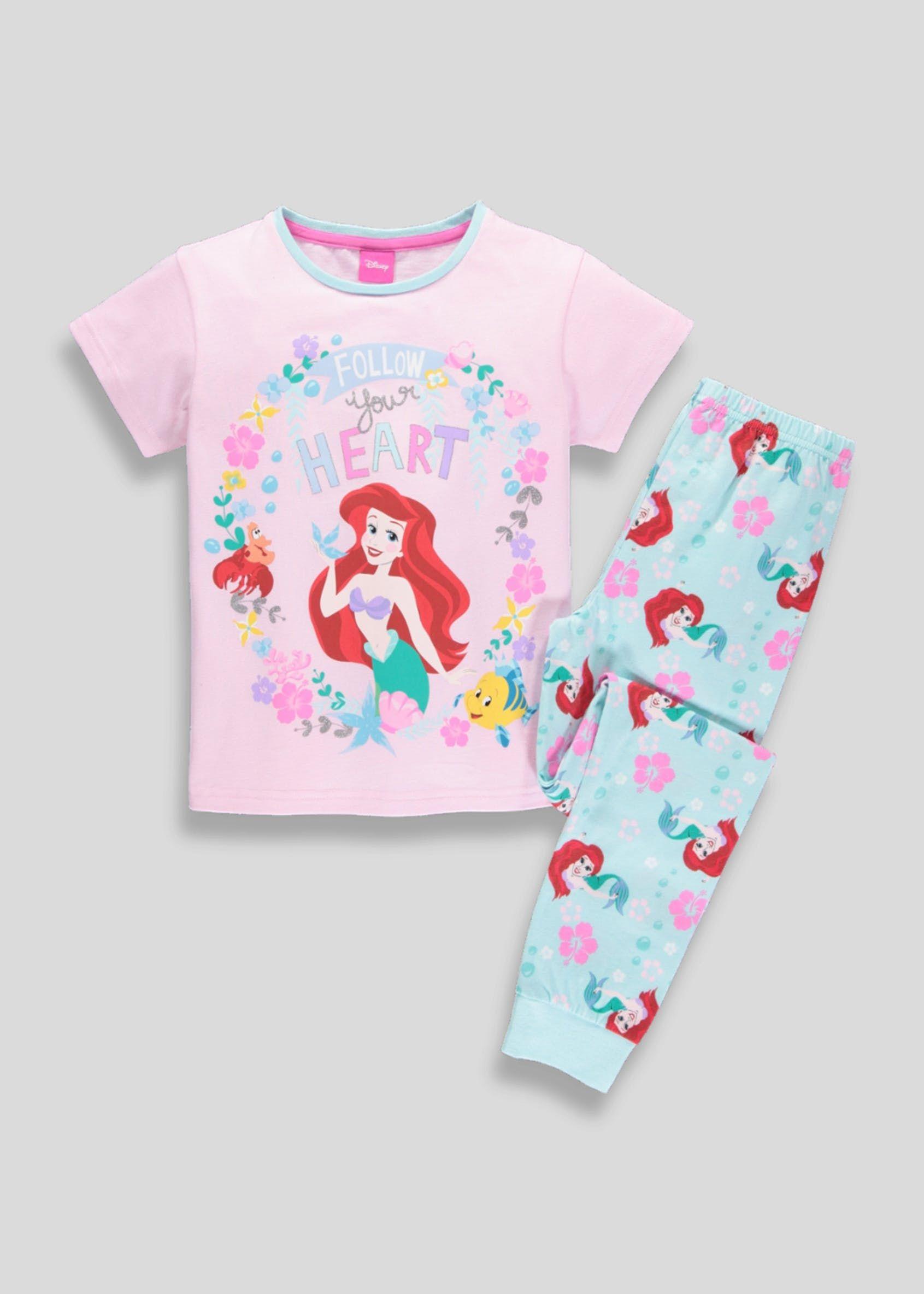 cba8a414c Kids Ariel Pyjama Set (2-9yrs)