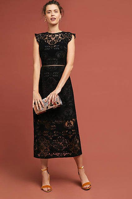 b6cf644cbf9d ML Monique Lhuillier Ariadne Lace Dress  ad  moniquelhuillier  lacedress   affiliate  anthro