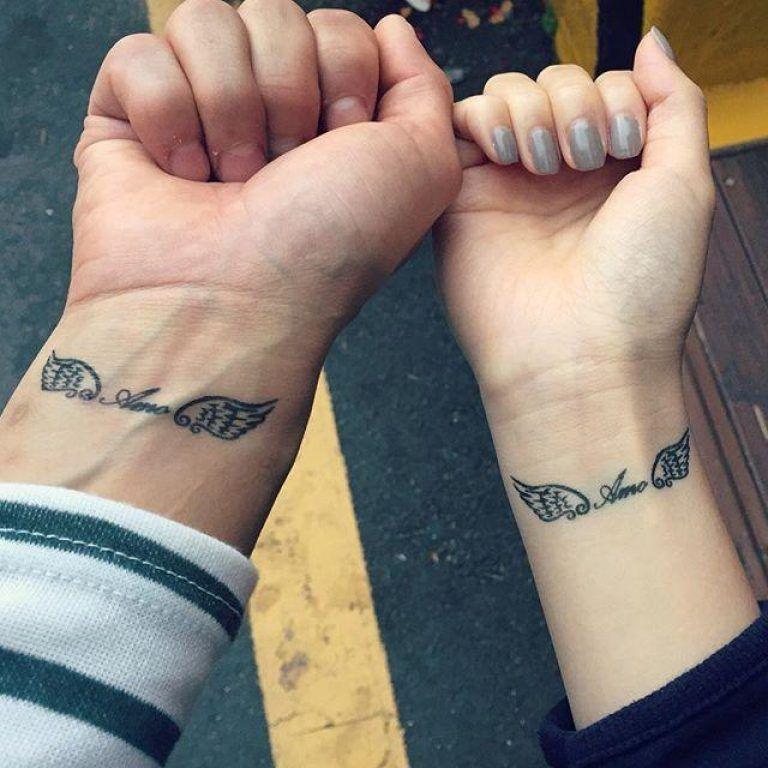 90 Tatuagens Para Casal E Namorados As Mais Lindas Paar