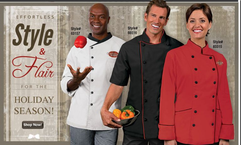 Top Quality Chef Uniforms | Chef Coats | Chef Pants @UAChefUniforms