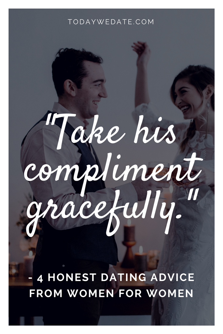 Completely honest first date