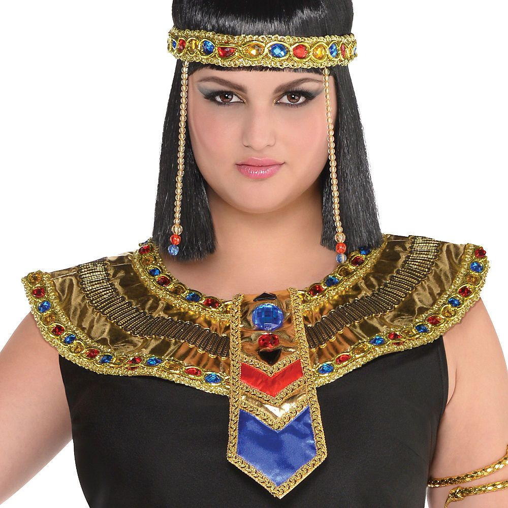 Adult Egyptian Queen Cleopatra Costume Plus Size