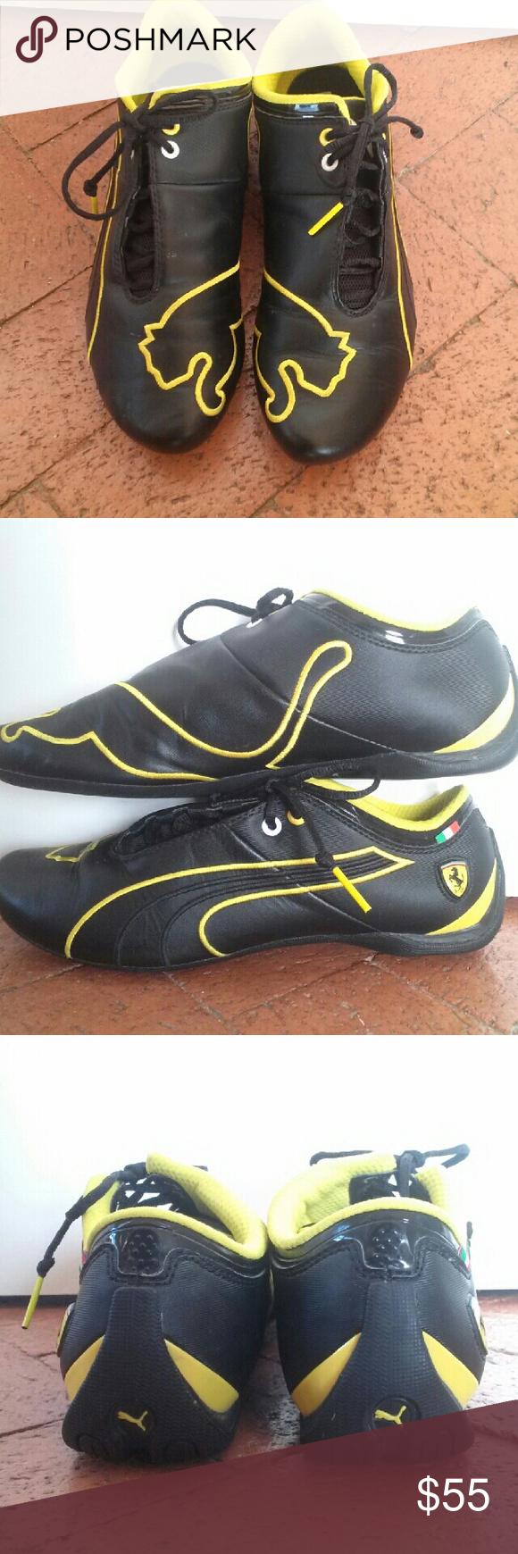 b43e7a1cee4cca Puma Eco Ortholite Mens Running Shoes Sz 9.5 Sleek pair of Puma Eco  Ortholite running shoes