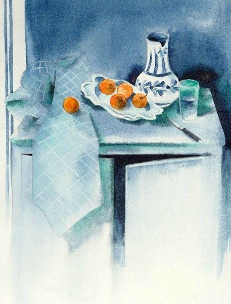 Du Bleu Et Des Fruits D Apres Matisse Les Arts Comment