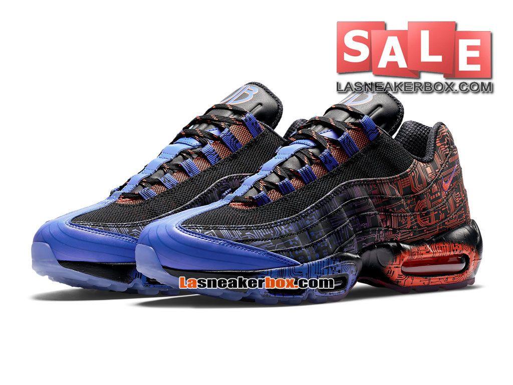 buy popular ae9a7 ea60d Nike Air Max 95 Premium DB Doernbecher - Chaussures Nike Sportswear Pas Cher  Pour Homme -