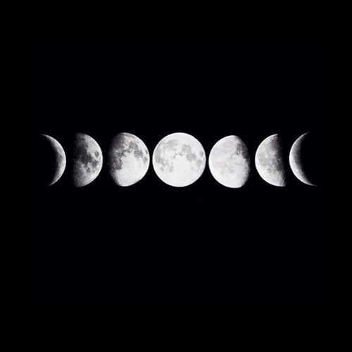 Pin By Dayzha Ranches On Overlays Moon Phases Tattoo Moon Phases Drawing Moon Tattoo