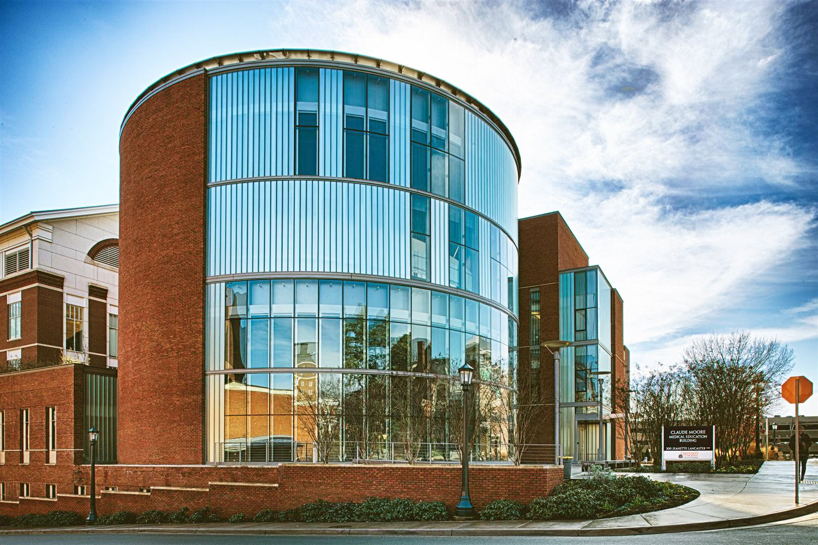 UVA Claude Moore Medical Education Building | EDUCATION