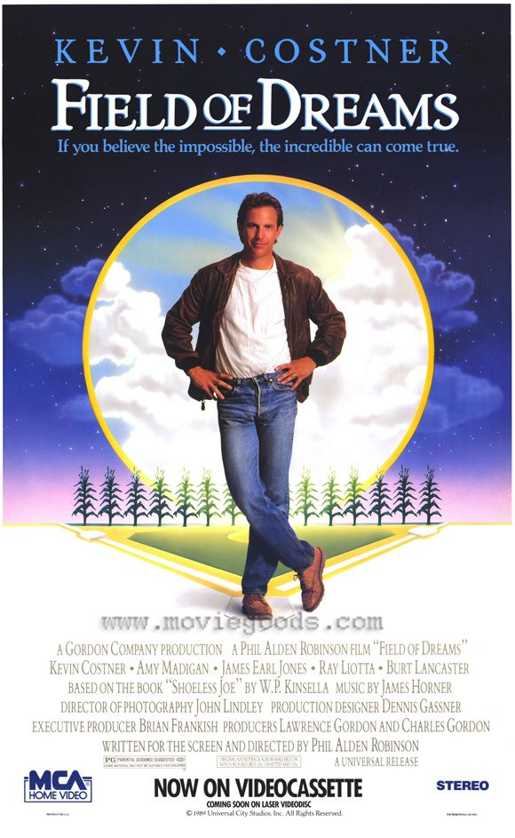 Field of Dreams (1989) ~ such a beautiful movie ~ pulls all the heart strings <3
