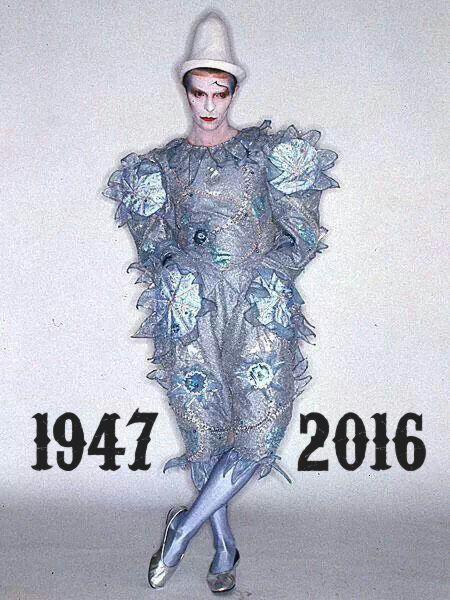 David Bowie 1947–2016