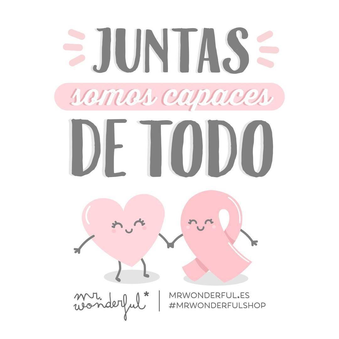 Populares Sólo juntas podemos Cáncer de Mama … | Pinteres… YS39