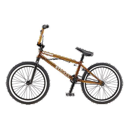 GT Slammer Men's BMX Bike 2019 Gold in 2020 Bmx bikes