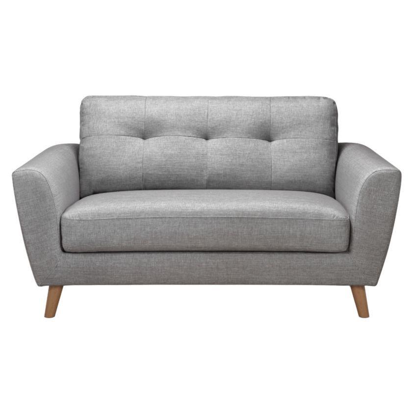 gianna 2 seater fabric sofa all furniture furniture. Black Bedroom Furniture Sets. Home Design Ideas