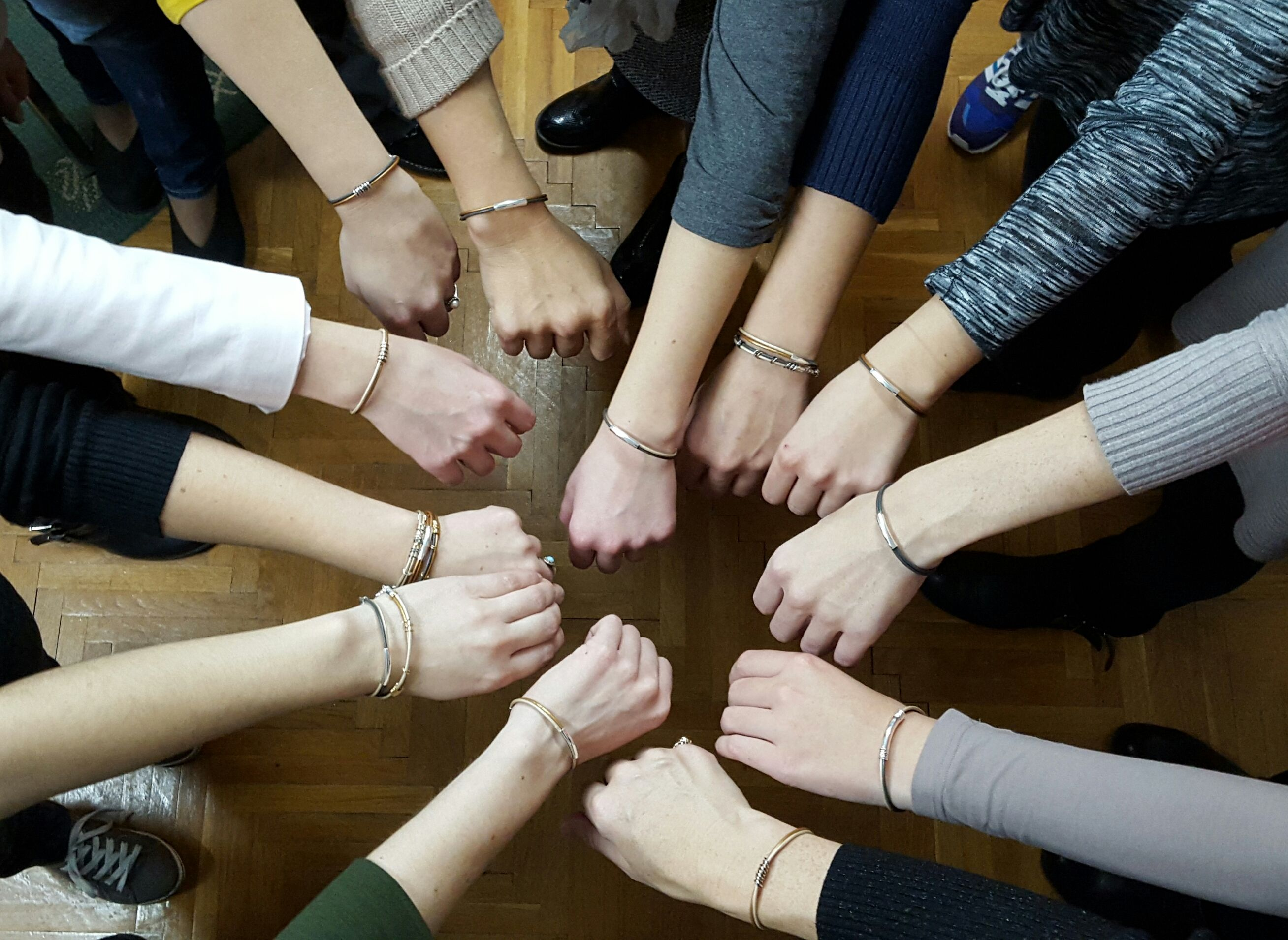 Finished bracelets!