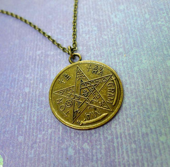 Tetragrammaton necklace st michael archangel pendant necklace tetragrammaton necklace st michael archangel pendant necklace esoteric aloadofball Gallery