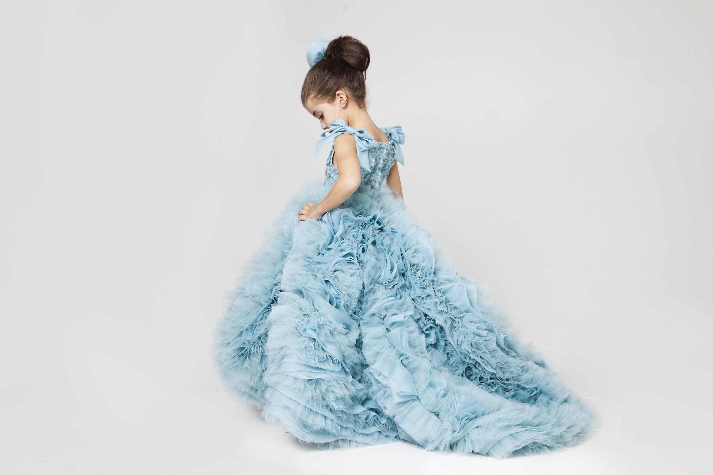 Krikor Jabotian Little Misses Flower Girl Dress | 25 Flower Girl ...