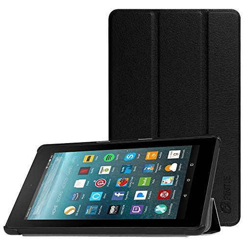 Amazon Kindle Fire HDX 8.9 Standing Polyurethane Origami Case for ...   500x500
