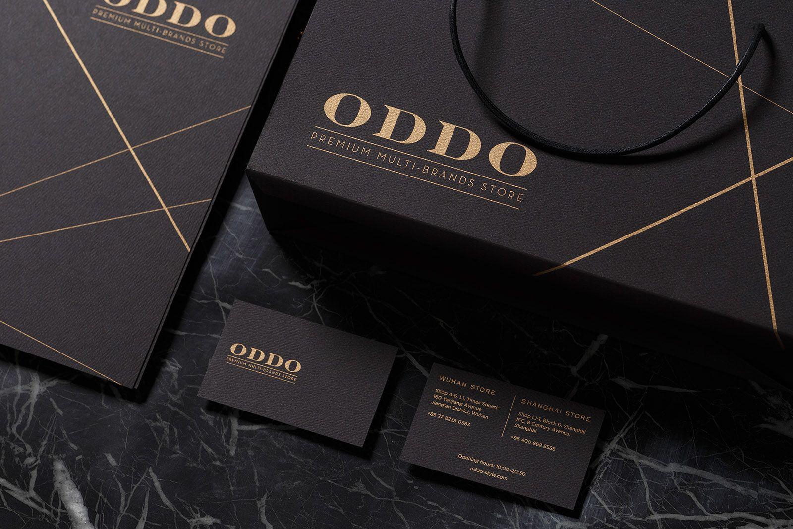 """다음 @Behance 프로젝트 확인: """"ODDO Branding"""" https://www.behance.net/gallery/34845433/ODDO-Branding"""