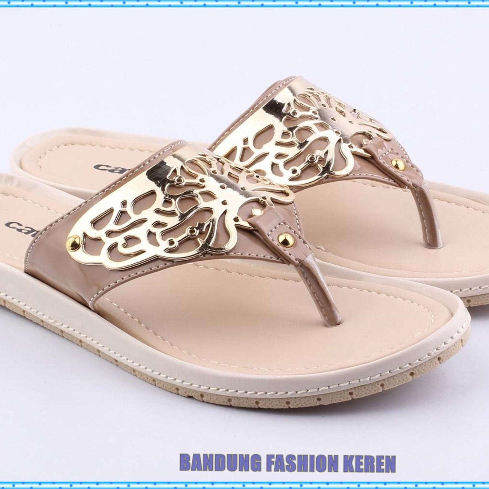 Sandal Capit Wanita Mn 022 Produk Fashion Handmade Terbaik 100