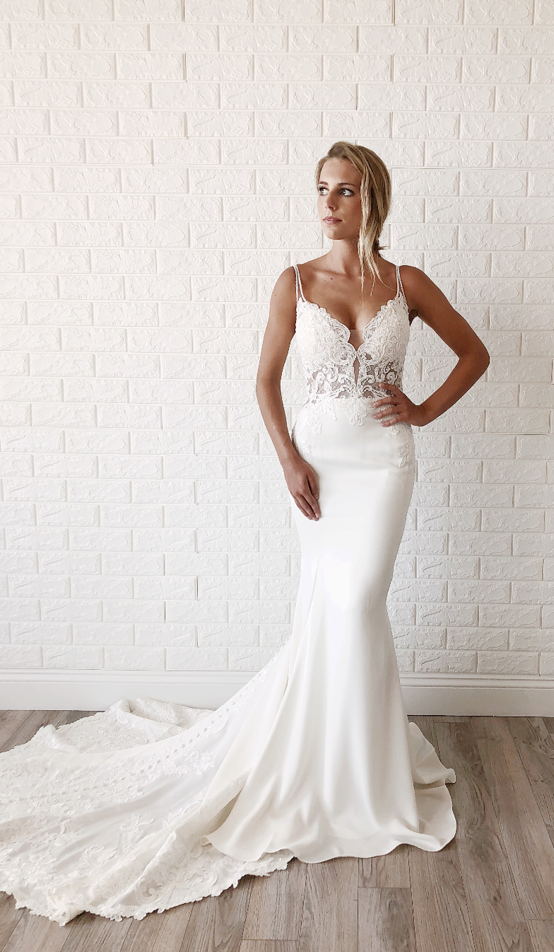 Pin By Studio I Do Bridals On Essense Of Australia Bridal 2018