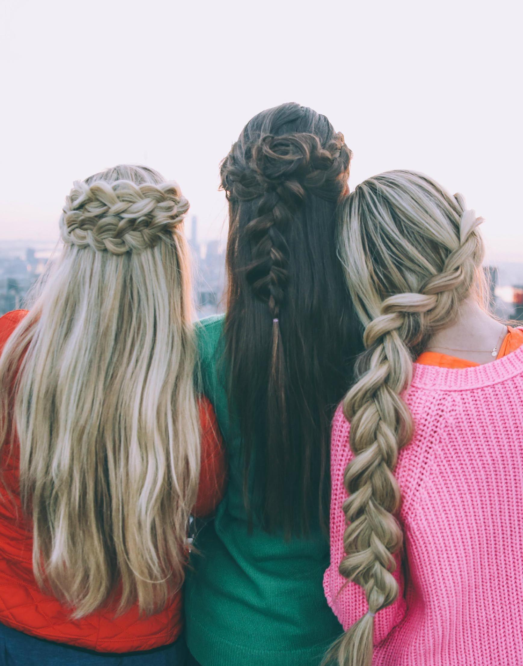 braids + braids + braids