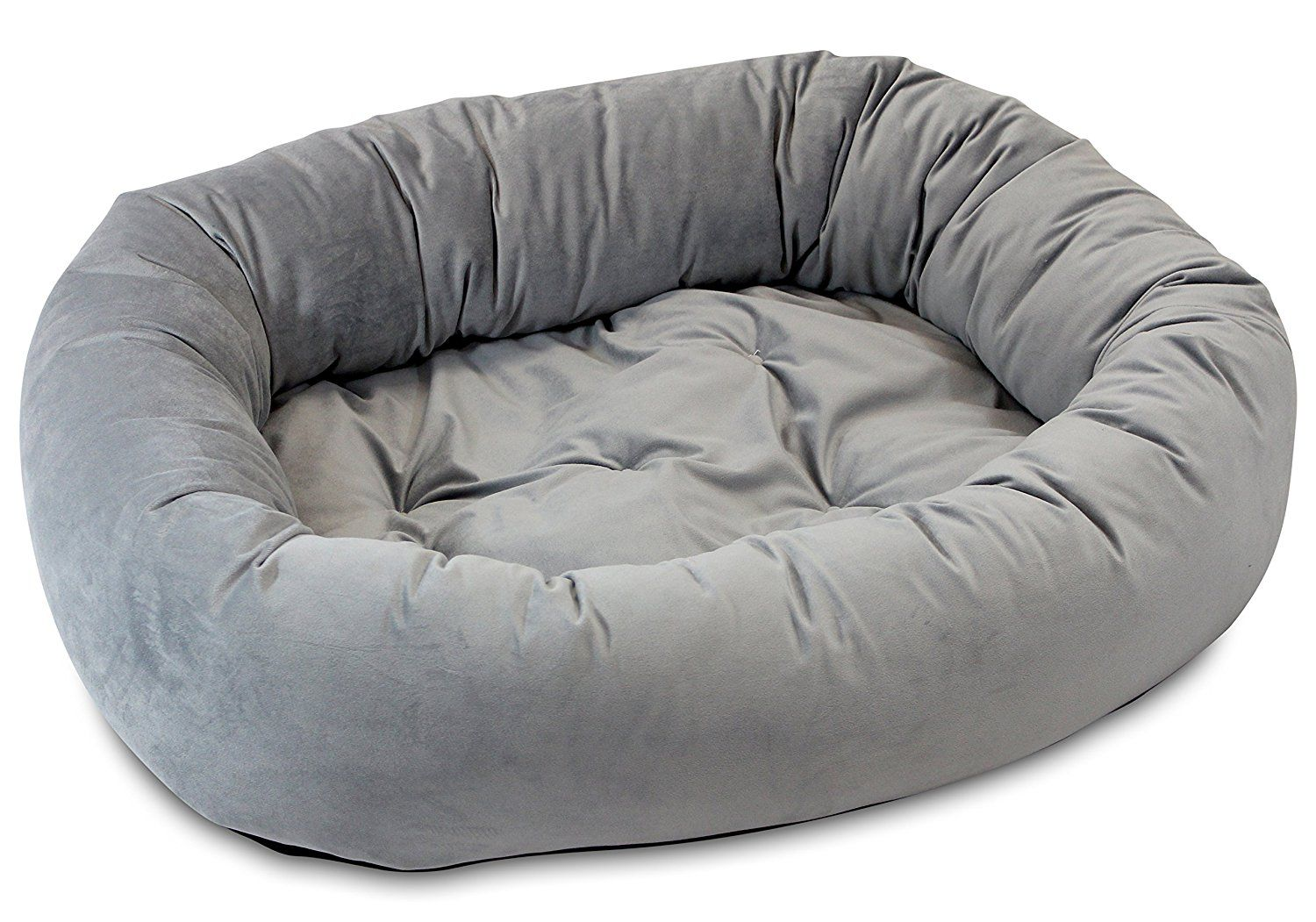 Oliver And Iris Bolster Donut Lounge Dog Bed Details Can Be Found By Clicking On The Image Dog Lounge Bed Dog Bed Dog Bed Large