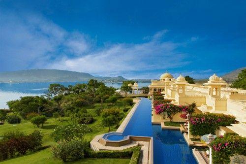 Le Meilleur Hotel Du Monde Se Trouve En Inde Luxury