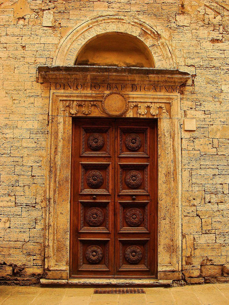 The Joy Of Italian Doors