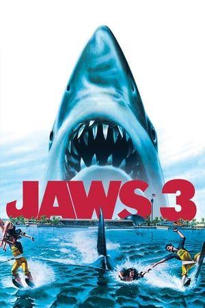 Jaws 3-D (1983) | Bioskop, Horor, Film