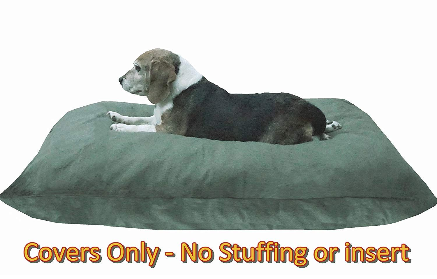 Waterproof Liner Internal Case in Medium or Large for Dog and Cat Covers only Pet Bed Duvet Zipper External Cover Dogbed4less DIY Do It Yourself Pet Pillow 2 Covers