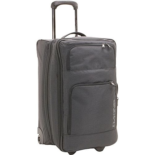 "Special Offers Available Click Image Above: Dakine 22"" Over Under Black Stripes - Dakine Small Rolling Luggage"