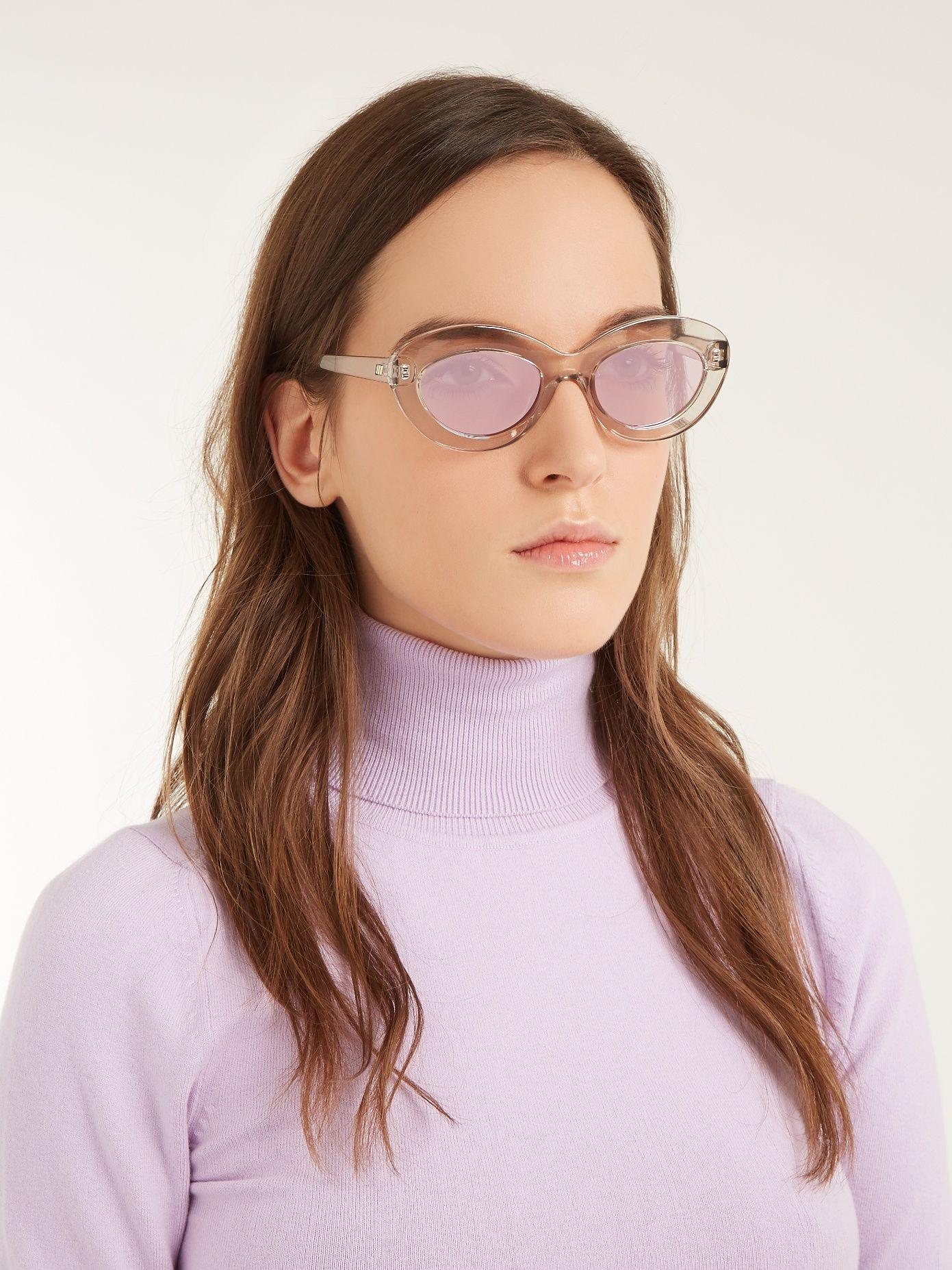 Le Specs Fluxus-Rosé dz9W9geZrb