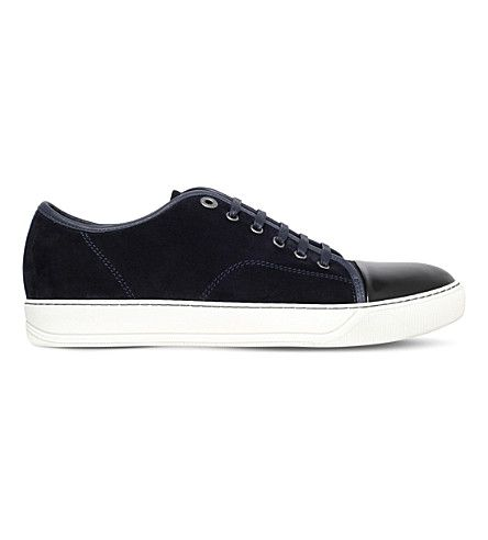 LANVIN LowTop Basket Sneakers lanvin shoes sneakers