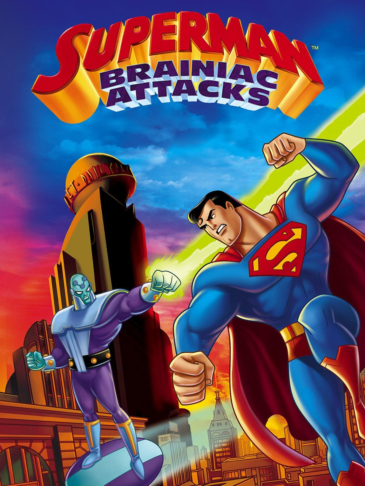 DC Animated Movie (2006) Animation, Movies, Dc comics