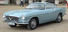 Volvo P1800 - Wikipedia, the free encyclopedia | Classic