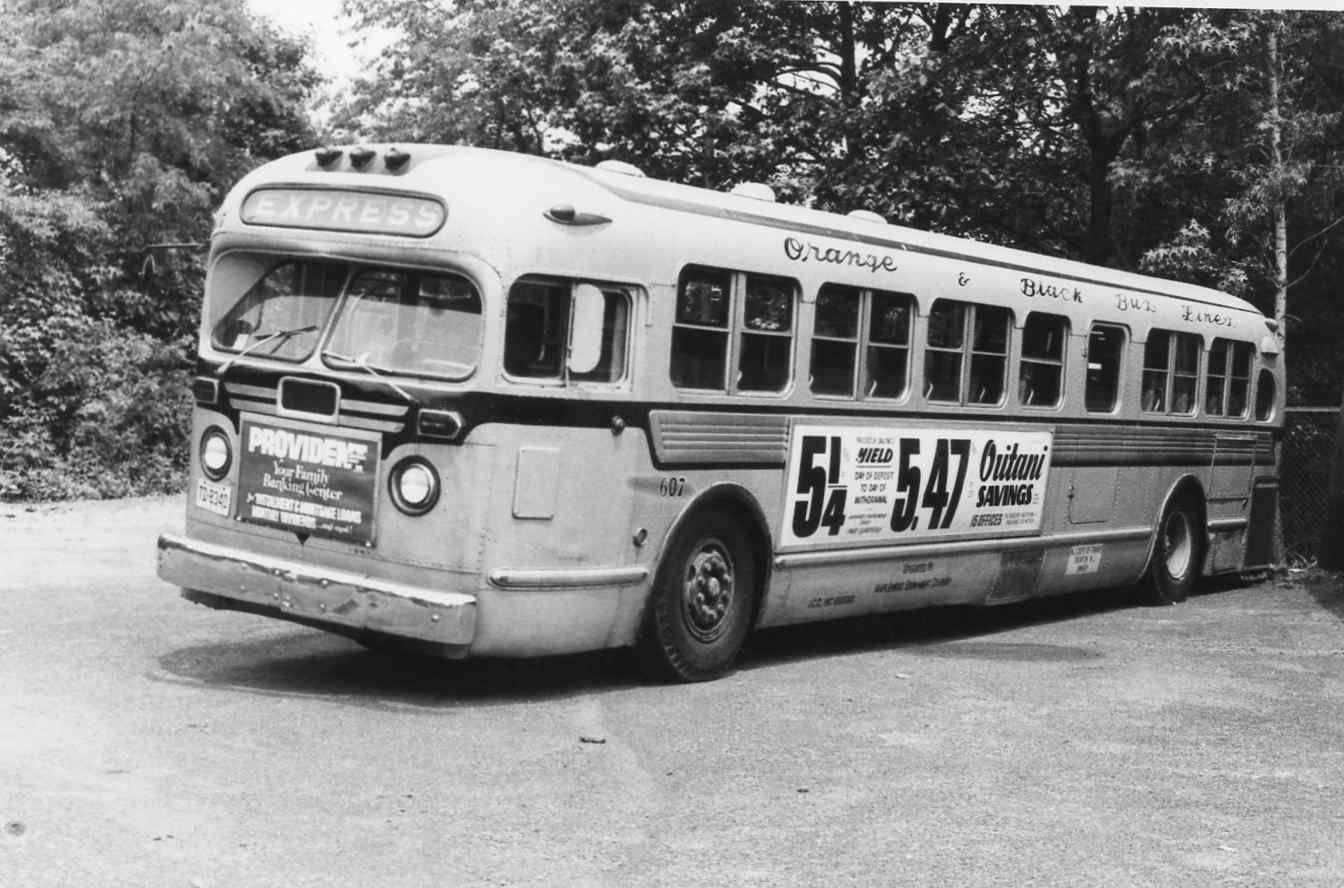 1950 Original Advertising GREYHOUND Bus |Photos Old City Buses 1950