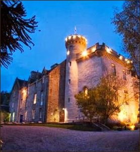 Tulloch Castle Hotel Ancestry Home