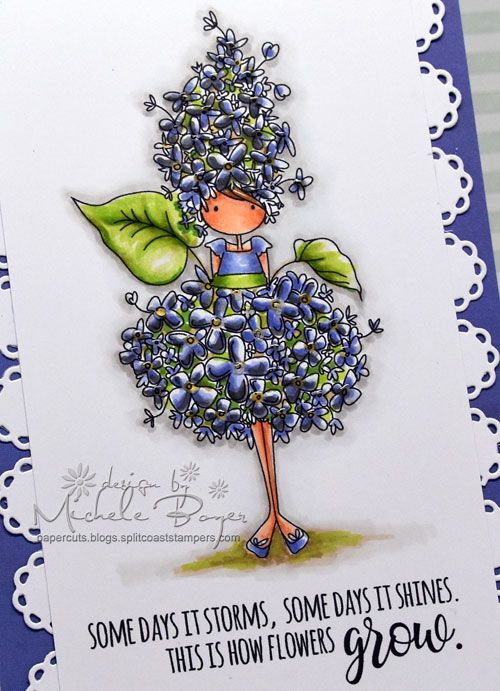 Michele Boyer - Stamping Bella Copic markers – B63, BV13, BV34, E00, E01, E11, E31, E35, E40, E42, E43, R01, R02, W00, W1, W2, W4, YG03, YG17, YG25, Y21