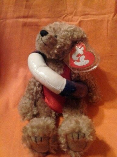 Ty Beanie Babies The Attic Treasures Collection 1993