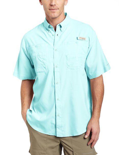 ac6c2a3b492 Amazon.com: Columbia Tamiami II Short Sleeve Shirt: Clothing | Swim ...